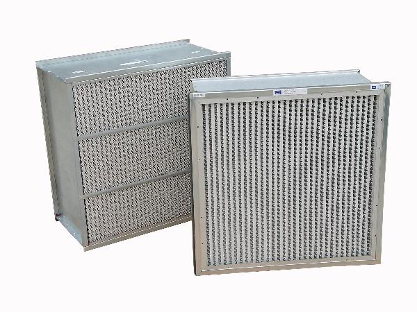 关于高效空气过滤器安装前准备工作