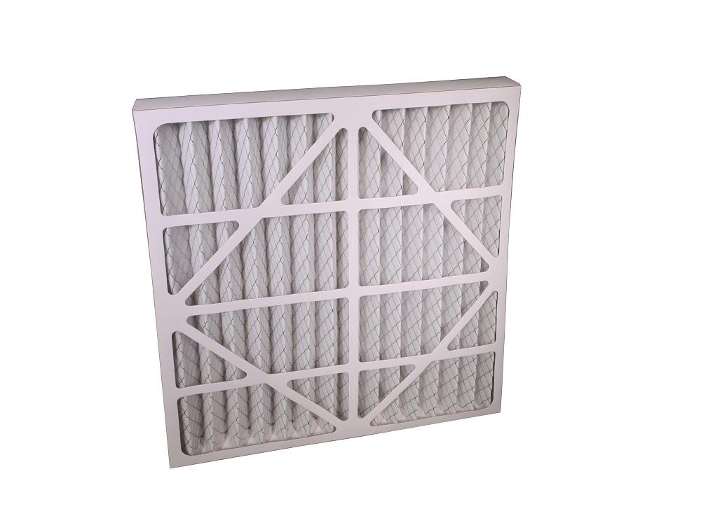 纸质外框板式过滤器