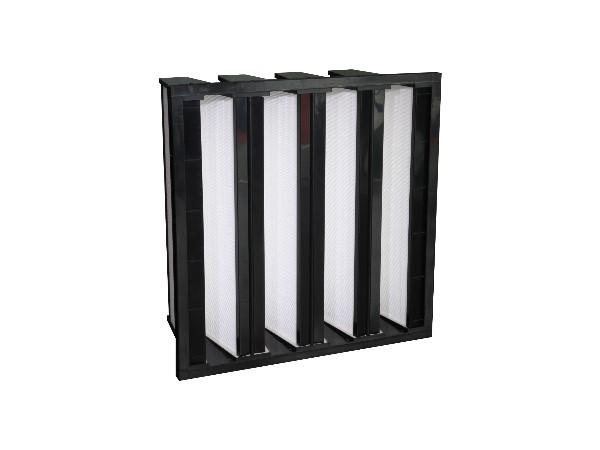 密褶式盒式过滤器