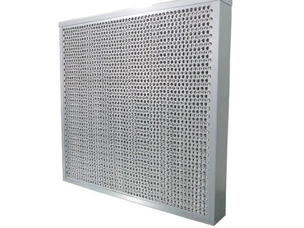 高效空气过滤器应该如何储存?