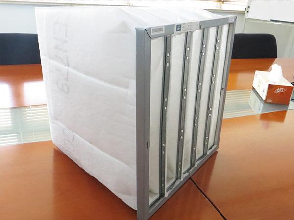 袋式空气过滤器何时更换过滤袋?